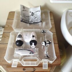 Wowee Flytech Bladestar Helicopter Drone Style With Original Case $15.99