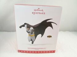 Hallmark Keepsake 2017 BATMAN The Guardian of Gotham City Christmas Ornament