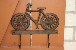 1 Vintage Style Bicycle Decor Vintage look Bicycle Home Decor Wall HookH 65 $18.28