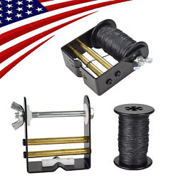 New Bow String Server Jig + Serving Thread Suit for All Bows Archery Shooting