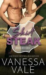 Skirt Steak by Vanessa Vale English Paperback Book Free Shipping $13.06