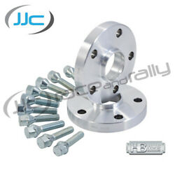 Hub Centric (Hubcentric) BMW Alloy Wheel Spacer Kit With Extended Bolts