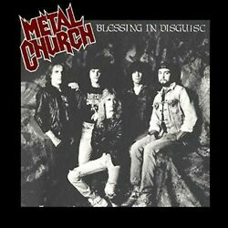 Metal Church Blessing In Disguise New CD Holland Import $12.23