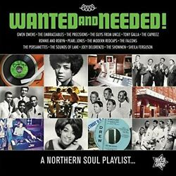 Various Artists - Wanted & Needed: Northern Soul Playlist  Various [New Vinyl]