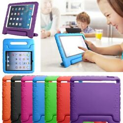 Shockproof EVA Foam Kids Children Safe Stand Handle Case Cover For iPad Mini