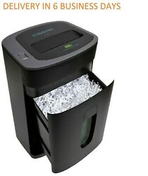 Royal 12 Sheet Cross Cut Paper Shredder Heavy Duty Ultra Quiet UPGRADED MODEL $70.99