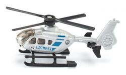 Police Helicopter Toy Vehicle Siku Free Shipping $13.70