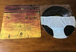 ALICE COOPER ~ SCHOOL'S OUT ORIGINAL FIRST PRESS WITH PANTIES ~ 1972  RARE!