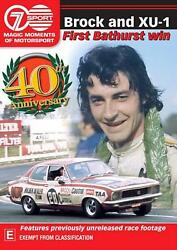 40 Years Of The Torana GTR XU-1 - DVD Region 4 Free Shipping!