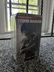 NEW SEALED PS3 TOMB RAIDER COLLECTOR'S EDITION