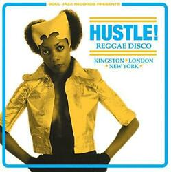 HUSTLE! Reggae Disco - Kingston London New York [VINYL] Soul Jazz Records Prese