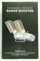 NEW PolarPro RNG BST RangeBooster for Select DJI Drone Remotes White Gold $5.95