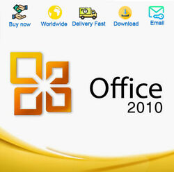 Office 2010 Professional Plus Key With Download 3264 Bit Genuine