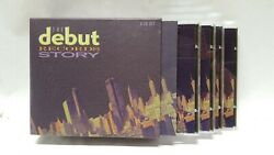 The Debut Records Story by Various Artists (4CD's 1997 Debut)