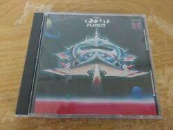 THE PLANETS HOLST ISAO TOMITA DANCE ELECTRONIC MUSIC CD ALBUM DISC 7 TRACKS 1976