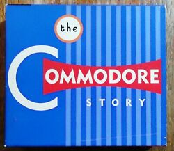 The Commodore Story by Various Artists (CD 2 Discs Commodore Records)