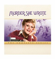 Murder She Wrote: The Complete Series DVD Box Set BRAND NEW Free Shipping