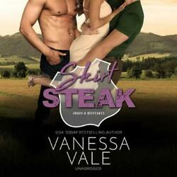 Skirt Steak by Vanessa Vale English Compact Disc Book Free Shipping $25.88