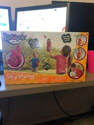 Kidoozie Sky Pong with 2 Ball Launchers $10.00