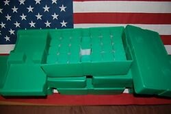 1 Empty American Silver Eagle Monster Box with 25 Tubes+Trays (No Coins)