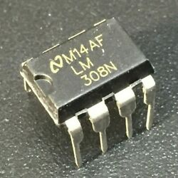 5PCS LM308N LM308 Precision Op Amp USA Fast Shipping