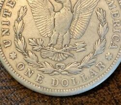 1921-S  The LAST Morgan Silver Dollar Minted in San Francisco - 90% - Historic $32.94