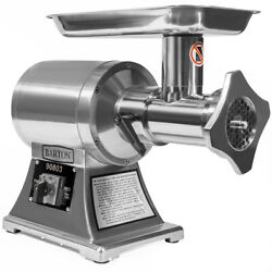 Commercial Grade 1HP Electric Meat Grinder 1100W Stainless Steel Heavy Duty #22 $259.95