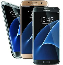 Samsung Galaxy S7 Edge - G935U (Factory GSM Unlocked AT&T  T-Mobile) Smartphone