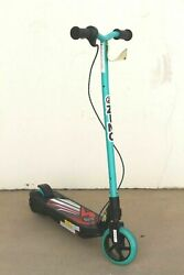 Volt XT Kids Electric Scooter Chain Drive 6mph BLACK RED M TS01KR $69.99