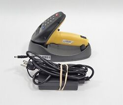 Symbol P370P470 Phaser Wireless Barcode Scanner Kit Complete