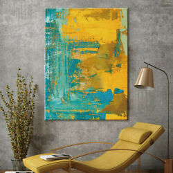 Canvas Decorative Wall Paintings In Abstract Living Room Bedroom $15.17