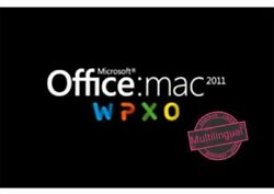 ⭐️Office 2011 Home & Business for Mac🔑genuine 🌟instant delivery📩