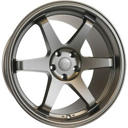 4 - 19x8.5 Bronze Wheel ESR SR07 5x4.5 30
