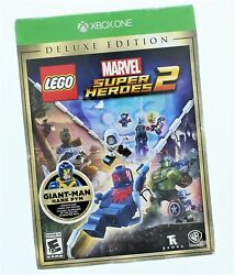 Marvel Lego Super Heroes 2 Deluxe Edition Xbox One Game