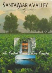 Santa Maria Valley California: The Central Coast's Wine Country DVD VIDEO MOVIE $4.49
