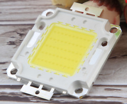 LED COB Chip 100W high power Cool White Integrated SMD for floodlight lamp bulb $3.20