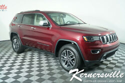 2019 Jeep Grand Cherokee Limited New 2019 Jeep Grand Cherokee Limited 4WD SUV 31Dodge 192501