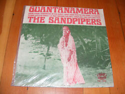 Guantanamera The Sandpipers Red Vinyl LP SWL-1043 Rare Import Bell Song Clear