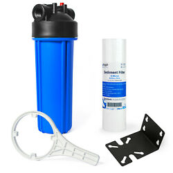 Whole House Water Filtration Kit With 10