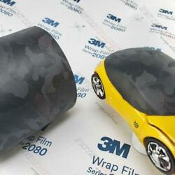 3M Vinyl 1080 Shadow & Matrix Textured Series Car Wrap (5ft x 50ft (250 Sqft))