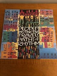 Tribe Called Quest - People's Instinctive Travels & (Vinyl Used Very Good)