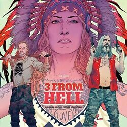 3 From Hell  O.S.T. - 3 From Hell (original Soundtrack) [New Vinyl] Colored Vin