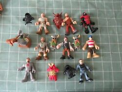 Imaginext lot of 8 Pirates Knights more