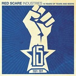 PRE-ORDER Red Scare: 15 Years Of Tears & Beers  Various [Vinyl New]