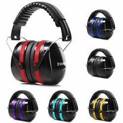 Fnova Safety Ear Muffs Noise Reduction Muffs Adjustable SNR 34dB Shooting with