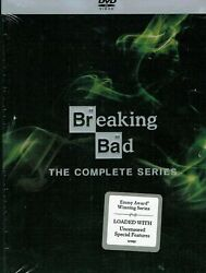 Breaking Bad The Complete Series  21 Disc set DVD NEW SEALED US SELLER