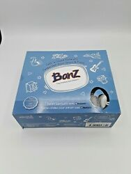 Banz Baby Mini Ear Protectors Infant Safe n' Sound Earmuffs With Bluetooth Gray