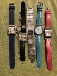 Vintage Watch Collection Of 6