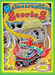 Reincarnation Stories by Kim Deitch Hardcover Book Free Shipping!