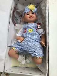 ASHTON DRAKE SO TRULY REAL 18 INCH POSEABLE DOLL